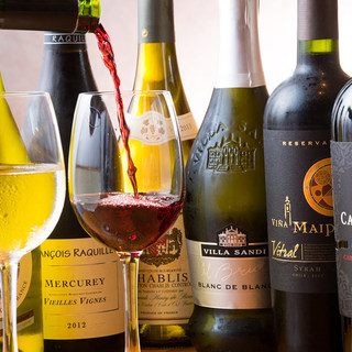 【酒】お肉に合う20種類以上のワイン