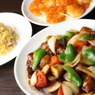 本格的な中華料理をリーズナブルなお値段で◎