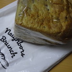 NEIGHBORS BRUNCH with パンとエスプレッソと - 雑穀食パン