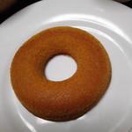 那須高原サービスエリア(上り線)ショッピングコーナー - 料理写真:酪王カフェオレドーナツ