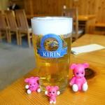 77548449 - 生ビール ¥520