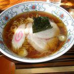味処 東 - ラーメン 500円