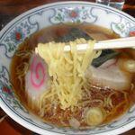 味処 東 - 麺