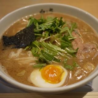麺屋 白神 - 料理写真:えびそば
