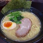 源泉 - 塩豚骨らーめん(680円)