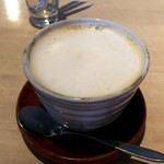 コッカ食堂 - カフェオレ
