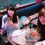 放課後駄菓子バーAー55 京都四条河原町店  - お二人でもばっちり楽しめます