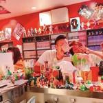 放課後駄菓子バーAー55 京都四条河原町店  - カウンター席