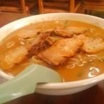 しょうちゃん食堂 - ワイルドポーク味噌チャーシュー麺
