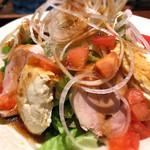 nurukansatouoosaka - サラダランチ