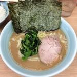 武蔵家 - 並ラーメン 650円