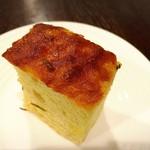 ステラ カデンテ - フォカッチャ❤︎ 安定の美味しさ*✧:.(⁰▿⁰)