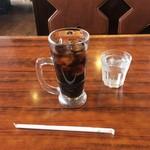 喫茶 珈琲屋 - アイスコーヒー。
