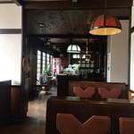 喫茶 珈琲屋 - 内観。
