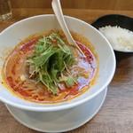 らーめん子うさぎ  - 担々麺セット1000円
