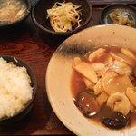 鴻運食房 - 日替りランチ③