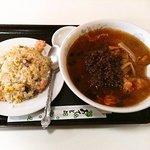7756776 - 半チャーハンフリー麺