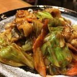 口福館 - 回鍋肉