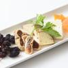 チーズの3種盛り合わせ