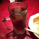 77561296 - トッピングサービスの黒ウーロン茶
