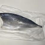 発寒かねしげ鮮魚店 - しめ鯖