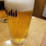 酔円 - 生ビール