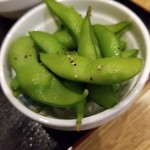 酔円 - 酔円セットの枝豆
