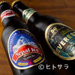 ネパリコ - 『エベレスト』と『ネパールアイス』の2種類のビール