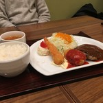 昔洋食 みつけ亭 - スペシャルセット