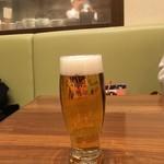 昔洋食 みつけ亭 - 生ビール
