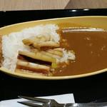博多カレー研究所 博多とんこつあごだしカレー - 旨あごカレー+焼き葱