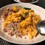 キンカオコン - 海老味噌炒飯(カオクルッカピ)(S)