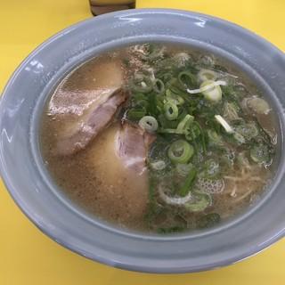 長浜ラーメン 味心 - 料理写真: