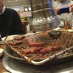 한우촌 - 日本にもないかな、これくらいの価格でこれだけ食べられるお店(≧≦)