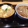 Komorosoba - 料理写真:満腹かつ丼セット