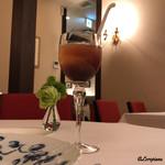 シェムラブルリス - カシスとオレンヂのオリジナルカクテル