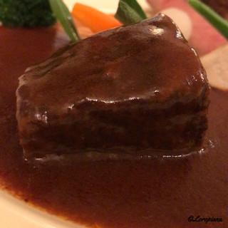 シェムラブルリス - 料理写真:黒毛和牛のビーフシチュー