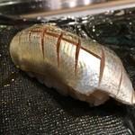 第三春美鮨 - 小鰭 46g 投網漁 佐賀県大浦