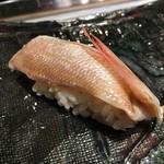 第三春美鮨 - 春子 60g 昆布〆 底曳き網漁 鹿児島県出水
