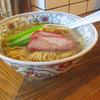 まるえ食堂 - 料理写真:貝そば  濃口醤油味