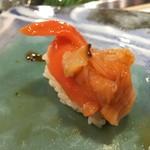 第三春美鮨 - アオヤギ 大 桁曳き網漁 北海道野付