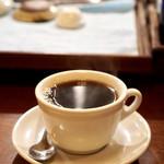 77579278 - セットドリンクは                       ハンドドリップコーヒー