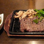 7758818 - 常陸牛ステーキ