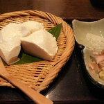 かいらく - 豆腐