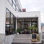 パディーズ - パディーズ 店の外観 ユニバーサルデザイン