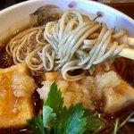 香露庵 - 蕎麦リフト