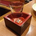 活喜寿し - ドリンク写真:日本酒