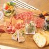 フレンチ食堂  ビストロ ロアソール - 料理写真:Roarsol シャルキュトリー全部盛り