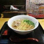 麺や 琥張玖 KOHAKU - 豚骨中華そば(800円)