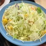 松屋 - 2017年12月05日  サラダ